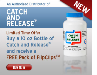 Catch and Release, an Authorized Distributor